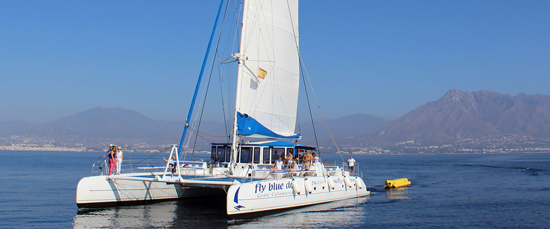 Catamaran Charters in Puerto Banus and Marbella