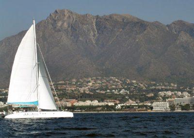 Puerto Banus Catamaran Charters