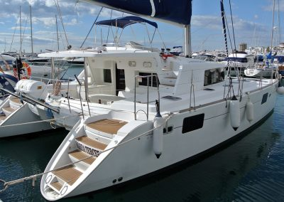 Private Catamaran Sailing Charters in Puerto Banus