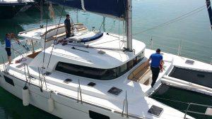 Private Catamaran Sailing Charters in Puerto Banus